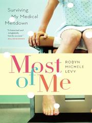 Book Cover for MOST OF ME