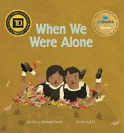 When We Were Alone by David Robertson