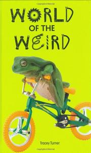 WORLD OF THE WEIRD by Tracey Turner