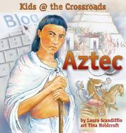 Book Cover for KIDS AT THE CROSSROADS: AZTEC