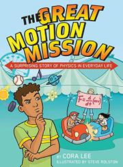 Cover art for THE GREAT MOTION MISSION