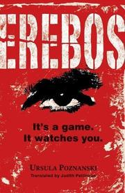 Book Cover for EREBOS