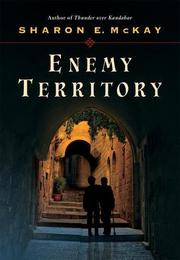 Book Cover for ENEMY TERRITORY