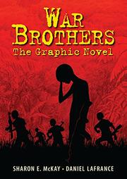 Book Cover for WAR BROTHERS