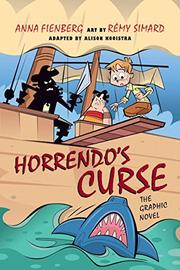 HORRENDO'S CURSE by Anna Fienberg