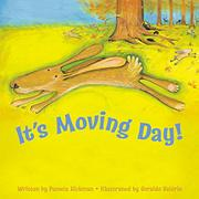 IT'S MOVING DAY! by Pamela Hickman