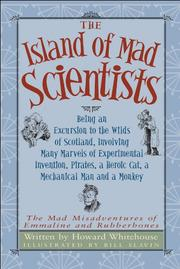 THE ISLAND OF MAD SCIENTISTS by Howard Whitehouse
