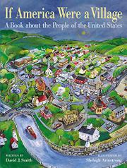 Book Cover for IF AMERICA WERE A VILLAGE