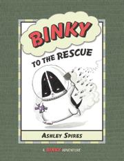 Cover art for BINKY TO THE RESCUE
