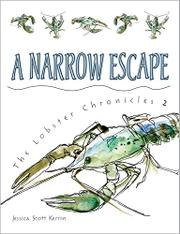A NARROW ESCAPE by Jessica Scott Kerrin