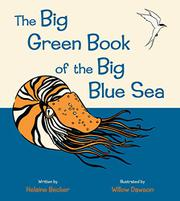 Cover art for THE BIG GREEN BOOK OF THE BIG BLUE SEA