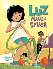 Cover art for LUZ MAKES A SPLASH
