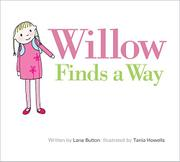 Cover art for WILLOW FINDS A WAY