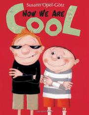 Cover art for NOW WE ARE COOL