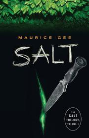 SALT by Maurice Gee