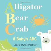ALLIGATOR BEAR CRAB by Lesley Wynne Pechter