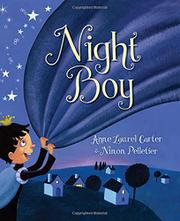 NIGHT BOY by Anne Laurel Carter