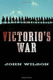 Book Cover for VICTORIO'S WAR