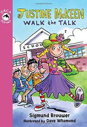 WALK THE TALK by Sigmund Brouwer