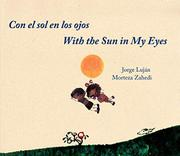 Book Cover for CON EL SOL EN LOS OJOS / WITH THE SUN IN MY EYES