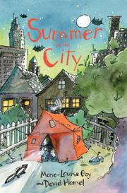 Book Cover for SUMMER IN THE CITY