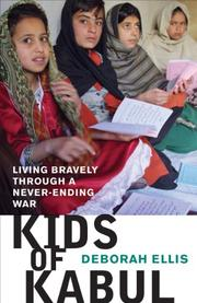 Book Cover for KIDS OF KABUL