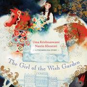 Cover art for THE GIRL OF THE WISH GARDEN