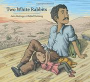 TWO WHITE RABBITS by Jairo Buitrago