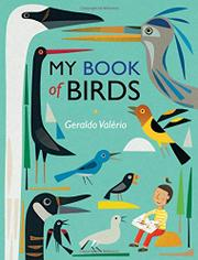 MY BOOK OF BIRDS by Geraldo Valério