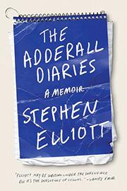 Cover art for THE ADDERALL DIARIES