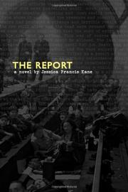 Cover art for THE REPORT