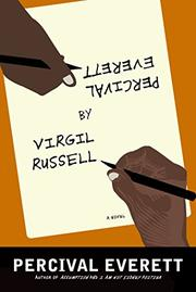 Book Cover for PERCIVAL EVERETT BY VIRGIL RUSSELL