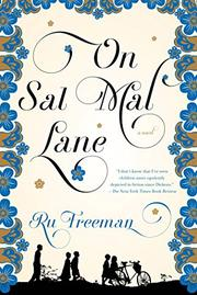 ON SAL MAL LANE by Ru Freeman