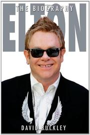 ELTON by David Buckley