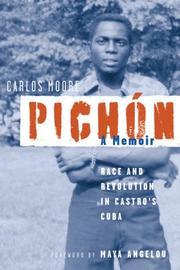 PICHÓN by Carlos Moore