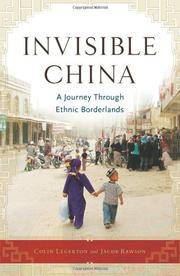 INVISIBLE CHINA by Colin Legerton
