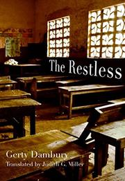 THE RESTLESS by Gerty Dambury
