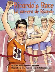 RICARDO'S RACE/LA CARRERA DE RICARDO by Diane Gonzales Bertrand