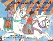 SUNDAYS ON FOURTH STREET/LOS DOMINGOS EN LA CALLE CUATRO by Amy Costales