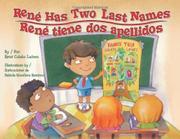 RENÉ HAS TWO LAST NAMES/RENÉ TIENE DOS APELLIDOS by René Colato Laínez