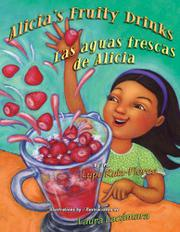 Cover art for ALICIA'S FRUITY DRINKS / LAS AGUAS FRESCAS DE ALICIA