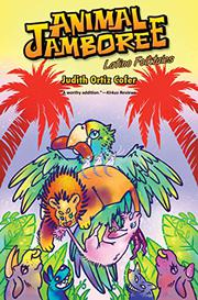 ANIMAL JAMBOREE / LA FIESTA DE LOS ANIMALES by Judith Ortiz Cofer