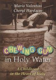CHEWING GUM IN HOLY WATER by Mario Valentini
