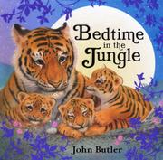 Cover art for BEDTIME IN THE JUNGLE