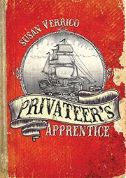 PRIVATEER'S APPRENTICE by Susan Verrico