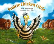 Book Cover for PRAIRIE CHICKEN LITTLE