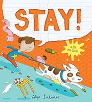 STAY! by Alex Latimer