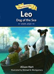 LEO, DOG OF THE SEA by Alison Hart