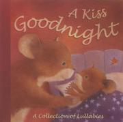 Cover art for A KISS GOODNIGHT
