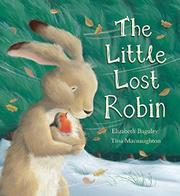 Cover art for THE LITTLE LOST ROBIN